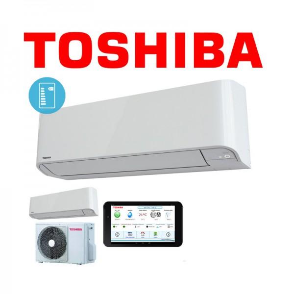 Installation de Climatiseur réversible Toshiba pas cher à Cannes